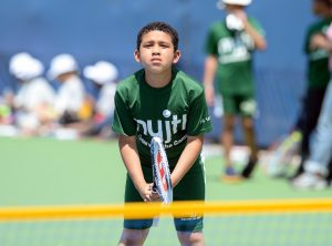 The 2018 Mayor's Cup at the Cary Leeds Tennis Center for Tennis and Learning in the Bronx, N.Y., USA on Saturday, June 10, 2018. Photo: Ashley Marshall