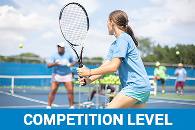 Competition Level Summer Camp