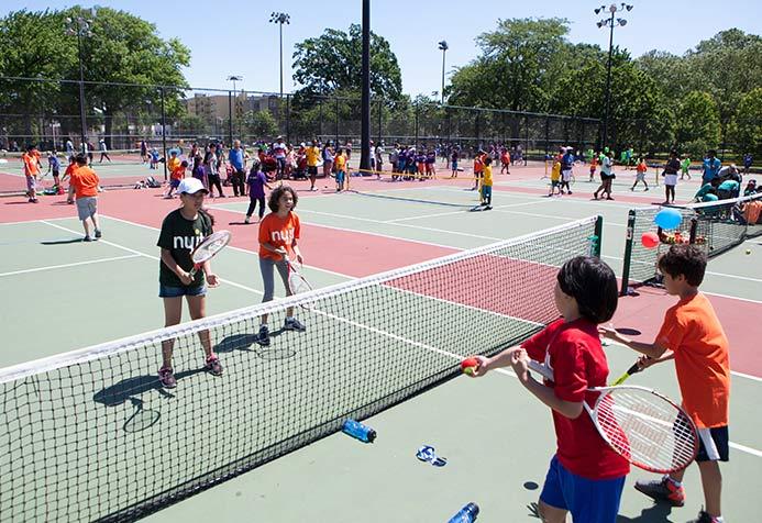 Free Tennis   NYJTL